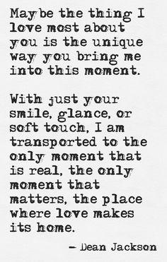 Transport Me ~ Dean Jackson (typewriter version)