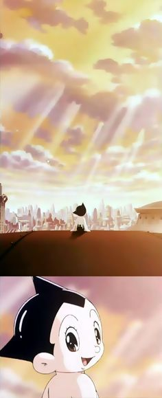 That final scene to make you forget how tragic the last five episode were... #Astroboy