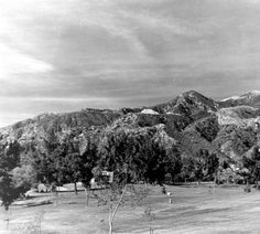 Veteran's Memorial Park in Sylmar. San Fernando Valley History Digital Library.