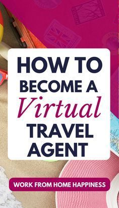 How To Become a Virtual Travel Agent Love to travel? Enjoy helping others? Combine the two into one remote-friendly career as a travel agent. Here's how you can get paid to help others plan vacations. Virtual Travel, Travel Jobs, Business Travel, Business Ideas, Travel Careers, Virtual Jobs, Travel Ideas, Travel Agent Career, Become A Travel Agent