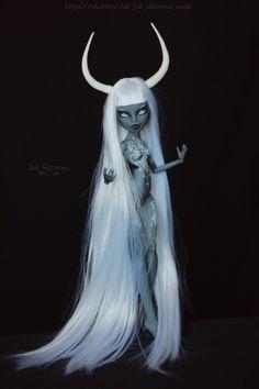 OOAK Monster High Meowlody by Juli Sidorova ☜♡☞