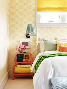 11 Things Every Guest Room Needs Experts tell you the grace notes and guest bedroom decor that make visitors happy, whether you're offering up a private wing or a foldout couch.  Guest Bedroom Decor Ideas - Guest Room Essentials -