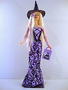 2002 Halloween Glow Barbie Barbie Halloween, Mode Halloween, Halloween Fashion, Mattel Barbie, Barbie And Ken, Barbie Gowns, Barbie Style, Barbie Vintage, Barbie Fashionista Dolls