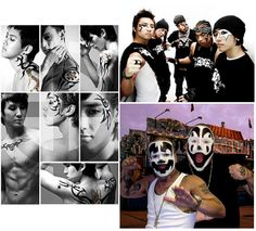 """""""I have to ask: what is with boy bands and tribal tattoo and/or body paint as part of their image?""""  -- From our music review on U-Kiss' 빙글빙글 / bingeul bingeul (Round and Round). Check it out here: http://stiyr.tumblr.com/post/60332832102/throwback-thursday-round-and-round-u-kiss"""