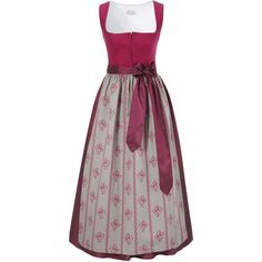 Dirndl, Hannah ❤ liked on Polyvore featuring dirndl