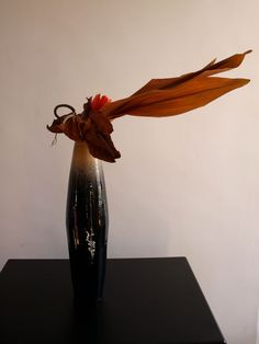 Ikebana Sogetsu realizzato da Luca Ramacciotti #ikebana #sogetsu