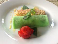 Dessert at Baliwood