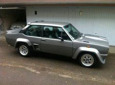 Fiat 131 Abarth 2000cc kugelfischer injection 190hp-240hp full floating suspension Twin cam 5gearbox ZF