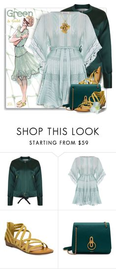 """""""Spring Dresses"""" by breathing-style ❤ liked on Polyvore featuring Victoria, Victoria Beckham, Zimmermann, Carlos by Carlos Santana, Mulberry and Maison Scotch"""
