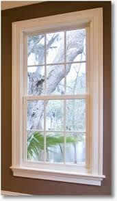 aluminium windows with wood moulding - Google Search