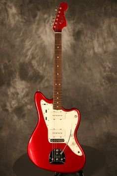 Fender Electric Guitar, Fender Guitars, Electric 6, Candy Apple Red, Vintage Guitars, Cool Guitar, Paint Ideas, Musical Instruments, Creative Art