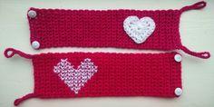 crochet heart mug warmers!  https://www.facebook.com/crochetbyalice