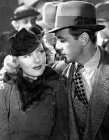 Jean Arthur and Gary Cooper in 'Mr. Deeds Goes to Town'