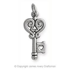 Key to My Heart Charm from James Avery
