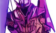 """moolong:  """" Transformers is my new obsession. Deadlock almost killed me.  """""""