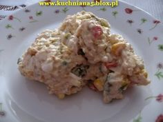 salatka-z-tunczyka Polish Food, Polish Recipes, Potato Salad, Potatoes, Eat, Ethnic Recipes, Salad, Polish Food Recipes, Potato