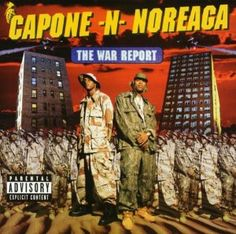 I'm selling Capone-N-Noreaga - The War Report - $5.00 #onselz