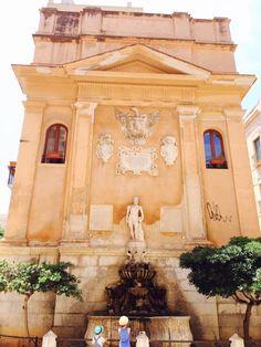 Fontana Di Saturno, Trapani, Sicily.