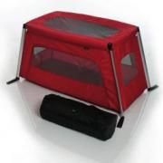 Phil&Teds - Traveller Cot/Crib - Red