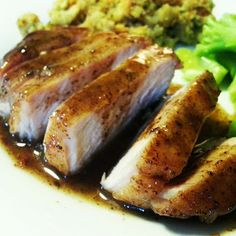 Apple-Balsamic Pork Chops (FREEZER MEAL) - The Virtuous Wife