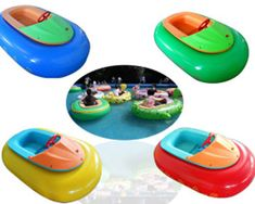 Kiddie Size Bumper Boats For Sale
