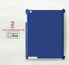 Goyard Paris Blue Pattern - iPad 2 3 4(3D) Cover Case