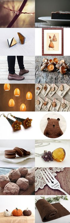Chocolate  by Laura on Etsy--Pinned with TreasuryPin.com