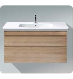 Duravit DS6495 DuraStyle Wall Mounted Modern Bathroom Vanity Unit