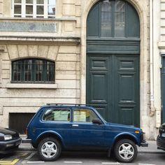 Lada Niva 4x4 Paris