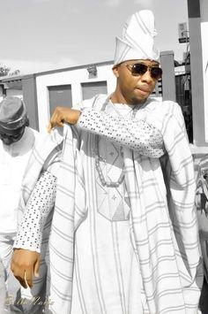 Bellanaija Groom Bez Photography By Kola Oshalusi For Insignia Media Nigerian Wedding Fila Coral