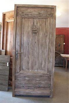Portes d'entrée - Portes anciennes - Provence France - www.porte-ancienne.com www.portes-anciennes.eu