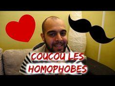 Coucou les homophobes ! // Monsieur Ours