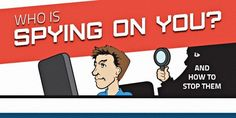 Who's Spying On You? And How To Stop Them?
