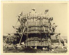 הקמת האנדרטה לחללי השיירה ליחיעם 1969