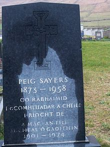 Peig sayers headstone.jpg