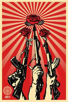 OBEY BY SHEPARD FAIREY /1