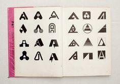 BOEK: Trade Marks & Symbols. Allemaal verschillende logo's