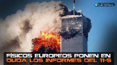 Físicos europeos ponen en duda la versión oficial del 11 de Septiembre