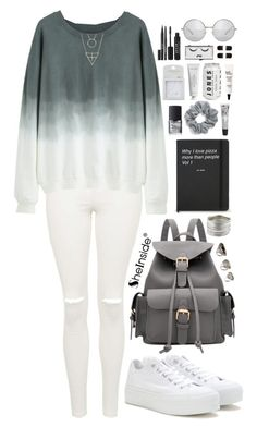 """""""SheIn 7"""" by scarlett-morwenna ❤ liked on Polyvore featuring Topshop, H&M, NARS Cosmetics, Natasha Couture, Cowshed, Byredo, philosophy, Stila, Pop Beauty and Forever 21"""