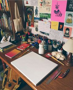New Design Studio Organization Life Ideas Art Studio Room, Art Studio Design, Art Studio At Home, Bar Design, Design Ideas, Rangement Art, Art Studio Organization, Organization Ideas, Cool Office Space