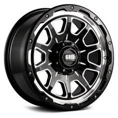 Grid Off-Road™ | Wheels & Rims from an Authorized Dealer — CARiD.com Chrome Wheels, Black Wheels, Off Road Experience, Pickup Truck Accessories, Off Road Wheels, American Racing, Chula, Custom Wheels, Blue Accents