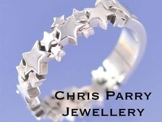 Would love these for the girls. They are stars in my mind.--Twinkle Twinkle Little Star. Bespoke Jewellery. by Chris Parry, via Kickstarter.