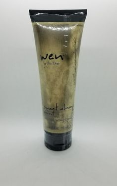 WEN Chaz Dean Sealed Sweet Almond Mint Anti-Frizz Styling Creme Cream 4oz Sealed | Health & Beauty, Hair Care & Styling, Styling Products | eBay!
