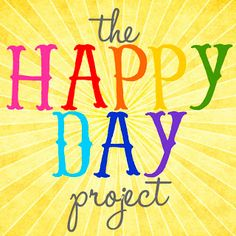 Joy's Hope: Happy Day Project Launch.
