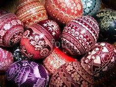 Polish Easter Eggs - Pisanki
