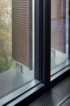 One Hyde Park - privacy screens