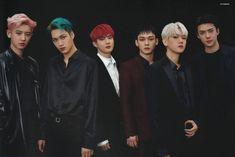 [ ] – Postcards oficiais do EXO para Nature Republic (v… Baekhyun Chanyeol, Exo Kai, Got7, Exo Nature Republic, Exo Ot12, Exo Memes, Girls Generation, Photo Book, My Idol