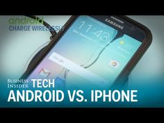 Android vs. iPhone - YouTube
