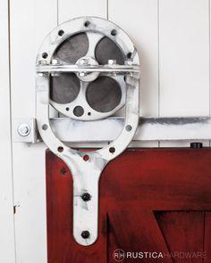 Sawmill Barn Door Hardware | Rustica Hardware