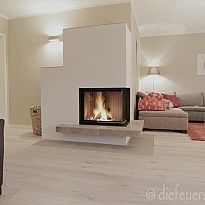 Open Fireplace, Fireplace Design, Living Spaces, Living Room, Decoration, My Room, Home Furniture, Cool Designs, Herd